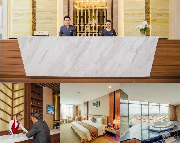 Dịch vụ tiện tích tại Khách sạn Mường Thanh Luxury