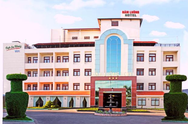 Khách sạn Hàm Luông Bến Tre