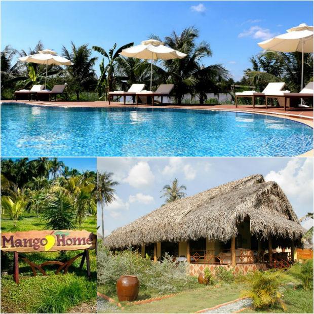 Khách sạn Mango Home Riverside Bến Tre
