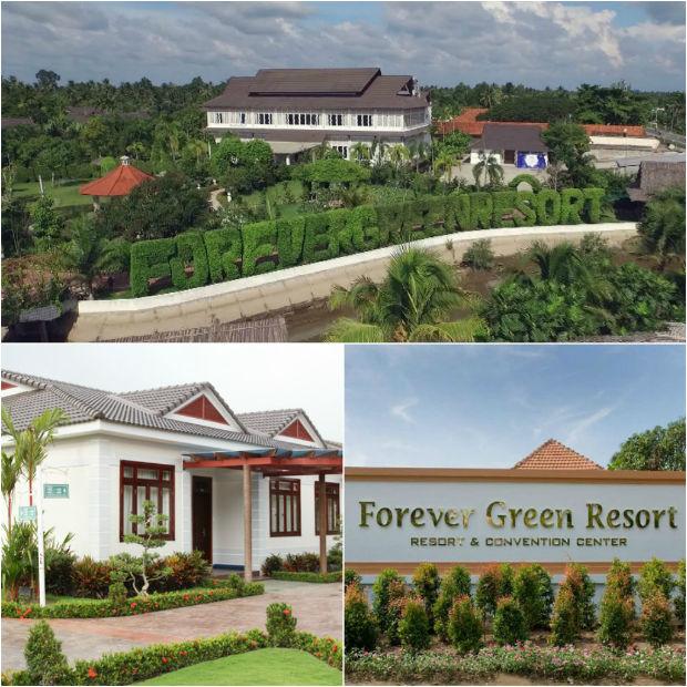 Forever Green Resort - Khu nghĩ dường chất lượng cao tại Bến Tre
