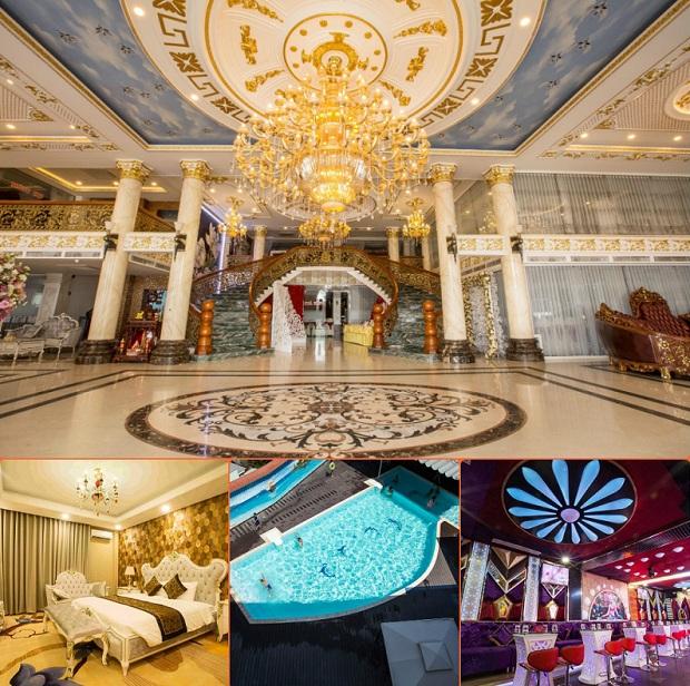 Khách sạn Ánh Nguyệt Cà Mau lộng lẫy