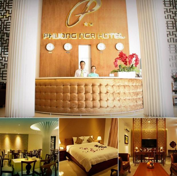 Khách sạn Phương Nga Cần Thơ