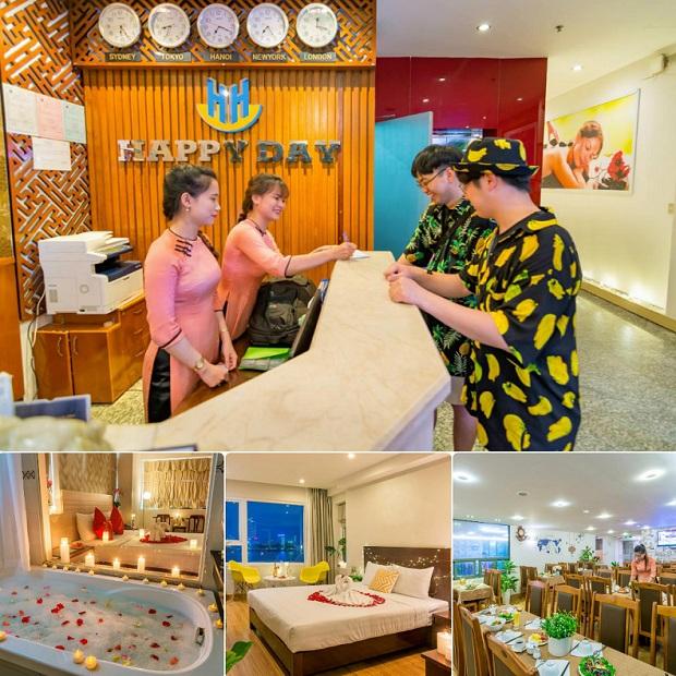 Khách sạn Happy Day Đà Nẵng