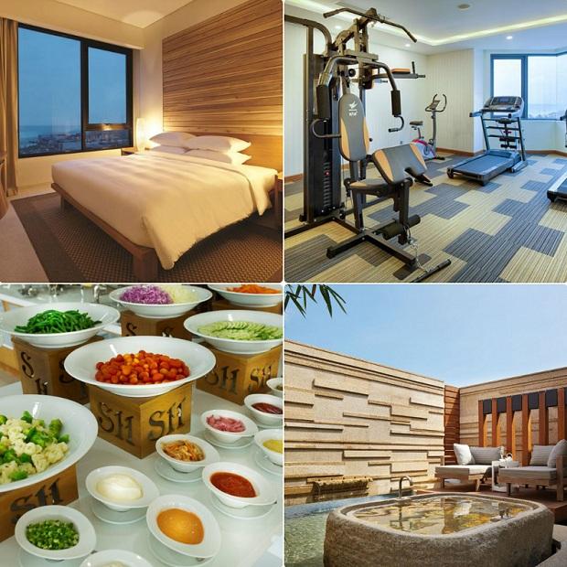 Một số tiện ích nổi bật tại khu nghỉ dưỡng Hyatt Regency Đà Nẵng
