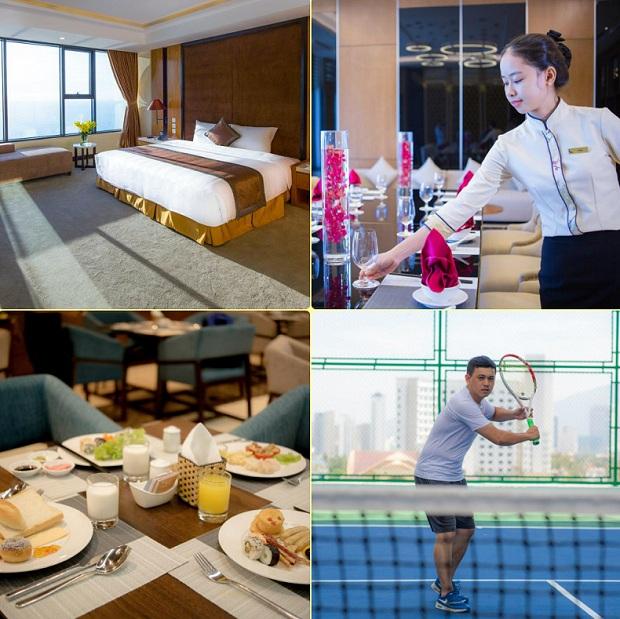 Dịch vụ chuẩn chỉnh tại Khách sạn Mường Thanh Luxury Đà Nẵng