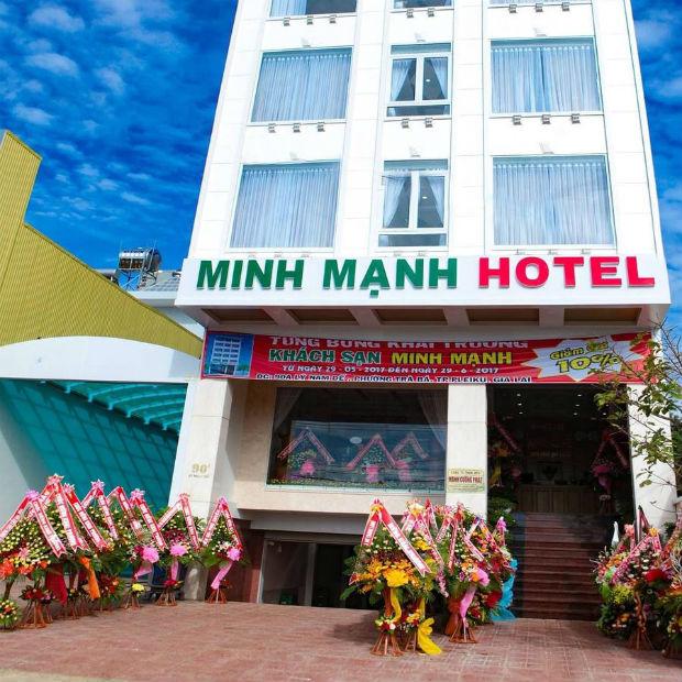Khách sạn Minh Mạnh - Gia Lai