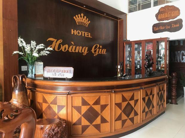 Khách sạn Hoàng Gia 1 - Gia Lai