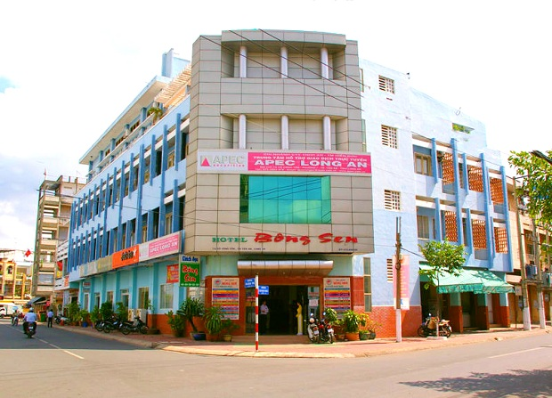 Khách sạn Bông Sen tại Long An
