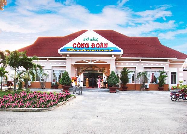 Khách sạn Công Đoàn du lịch Long An