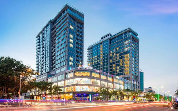 khách sạn Nha Trang đầy sức sống và hiện đại