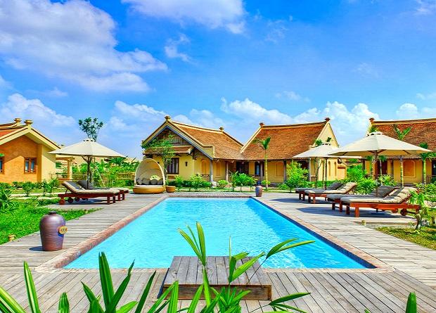 Khách sạn Ninh Bình thanh lịch, hiện đại