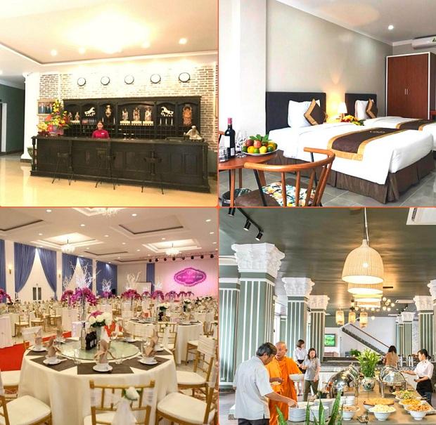 Dịch vụ Khách sạn Hoa Lư Ninh Bình