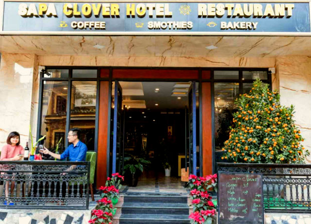 Khách sạn Sapa Clover