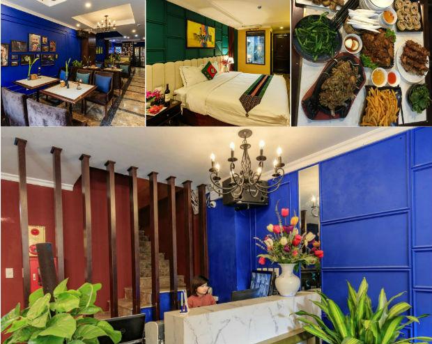 Chất lượng dịch vụ tuyệt vời tại khách sạn Sapa Clover