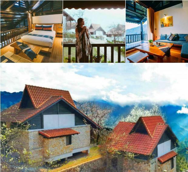 Nhiều chỗ lưu trú thú vị tại Sapa