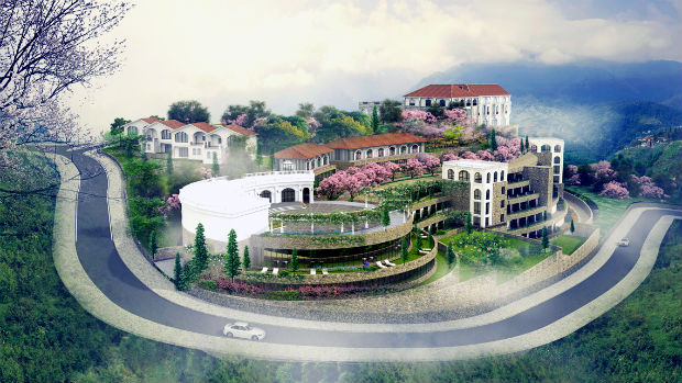 Khách sạn Silk Path Grand Sapa