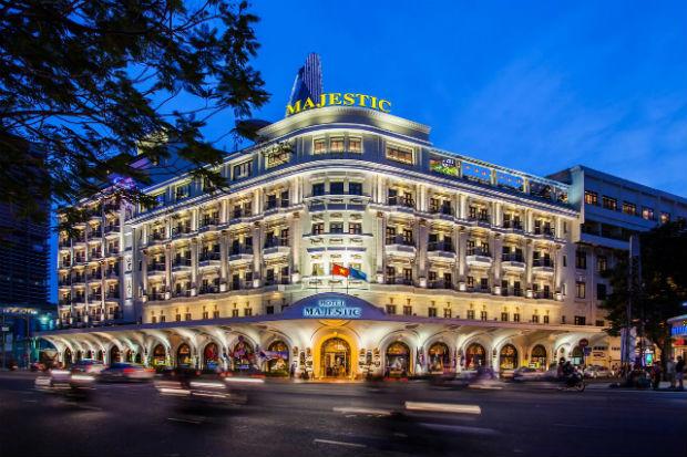 Khách sạnMajestic Saigon