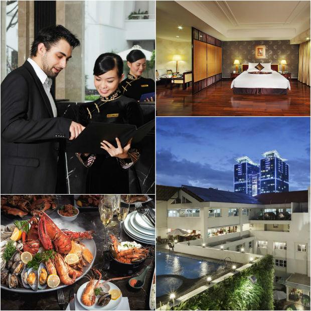Không gian của Khách sạn Rex Sài Gòn