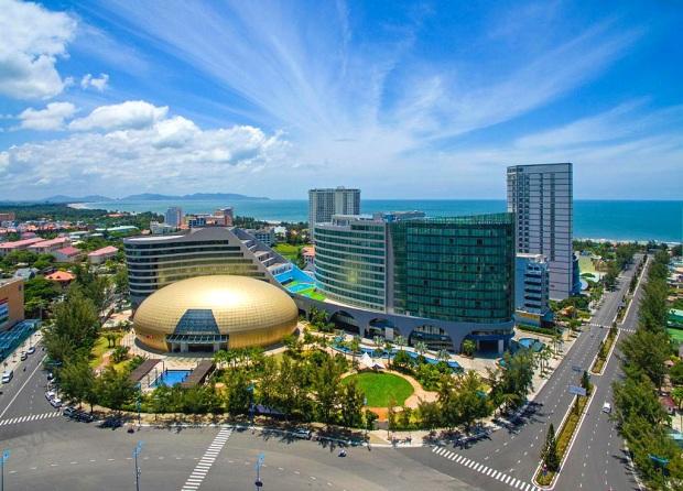 Các khách sạn tại Vũng Tàu mang hơi thở hiện đại