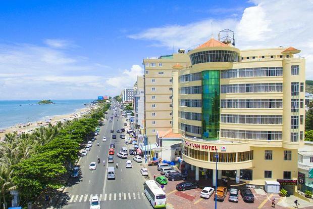Khách sạn Thùy Vân tiêu biểu trong những khách sạn 2 sao