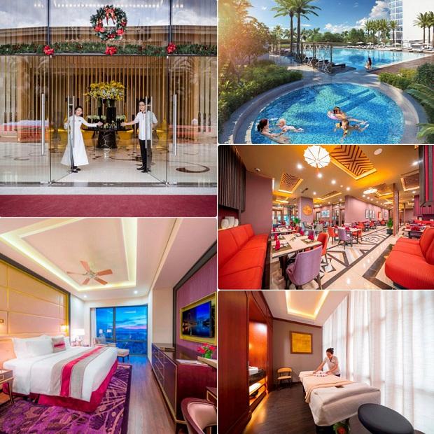 Khách sạn Vinpearl Cần Thơ đẹp và sang trọng