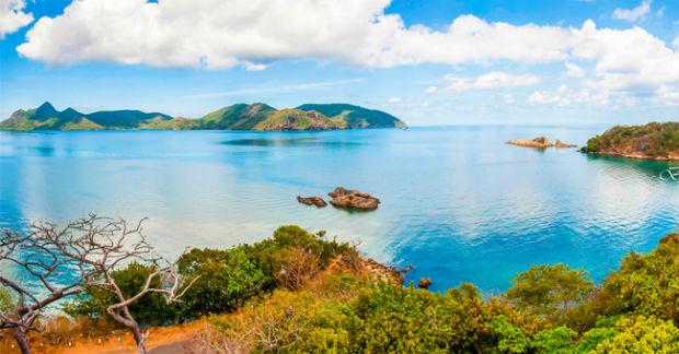 Vẻ đẹp thiên nhiên hoang sơ ở Côn Đảo