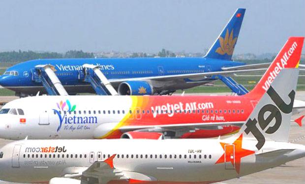 Hãng hàng không khai thác chuyến bay đến Hải Phòng