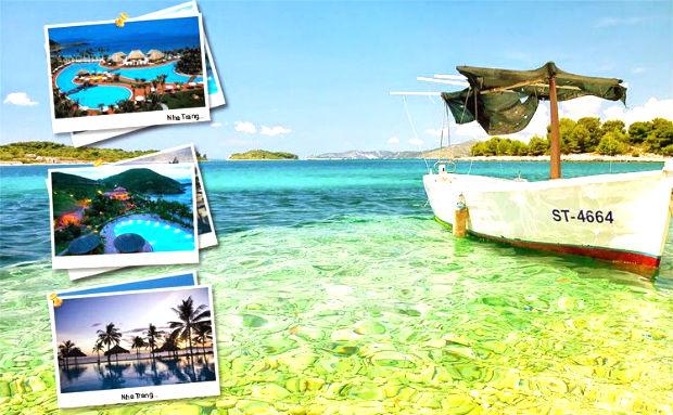 Vé máy bay đi Nha Trang giá rẻ nhất