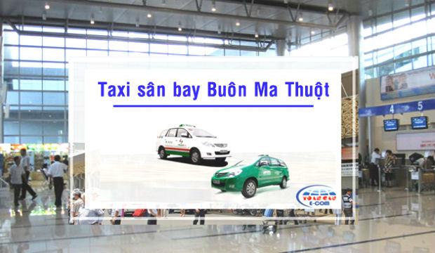 xe di chuyen tai san bay buon me thuot
