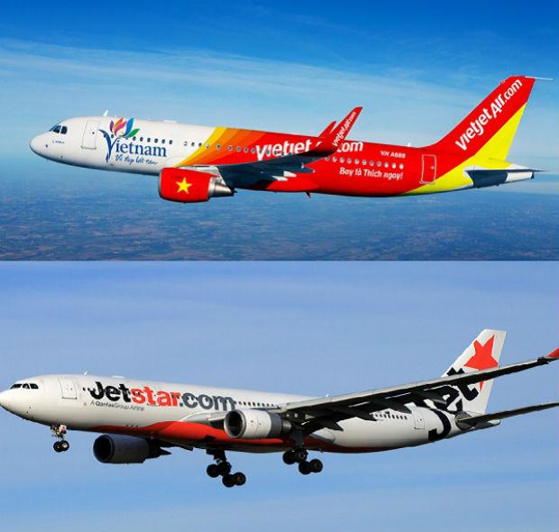 Hãng hàng không có đường bay đến Huế