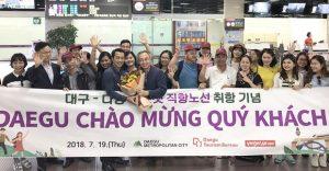 Vietjet Air – Chào mừng đường bay mới Hà Nội – Đài Trung (Đài Loan) và Đà Nẵng – Daegu (Hàn Quốc)