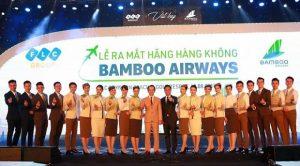 Bamboo Airways ra mắt chính thức và dự kiến bay chuyến đầu tiên vào ngày 10/10/2018