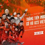 Du lịch Indonesia kết hợp cổ vũ U23 Việt Nam tại ASIAD 2018