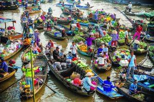 Tour du lịch Tiền Giang – Mỹ Tho – Cần Thơ 2 ngày 1 đêm giá tốt, khởi hành từ TPHCM