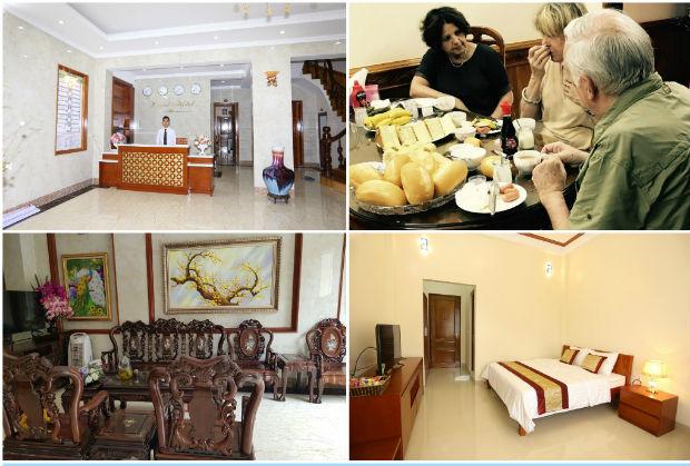 Khách sạn Royal Hà Giang đầy đủ tiện nghi