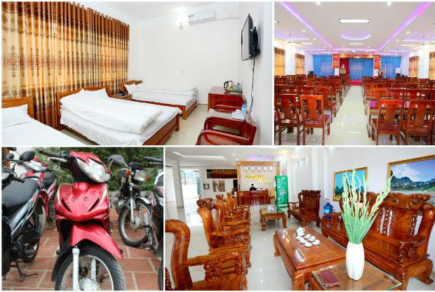 Khách sạn Anh Tú - Hà Giang mang đến sự thoải mái
