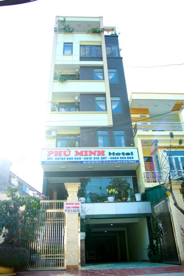 Khách sạn Phú Minh - Hà Giang