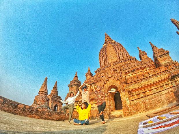 khách sạn giá rẻ Myanmar