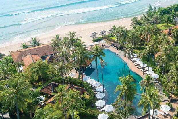 Anantara Mui Ne Resort nằm bình yên bên bờ biển Mũi Né
