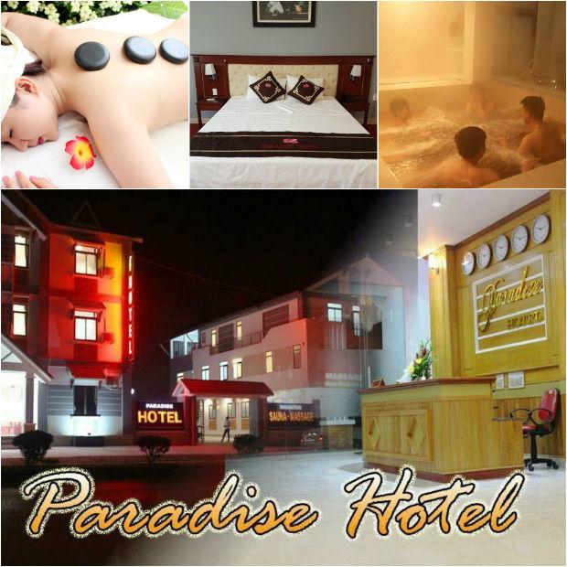 Tiện nghi khá đầy đủ tại khách sạn Paradise Bắc Kạn