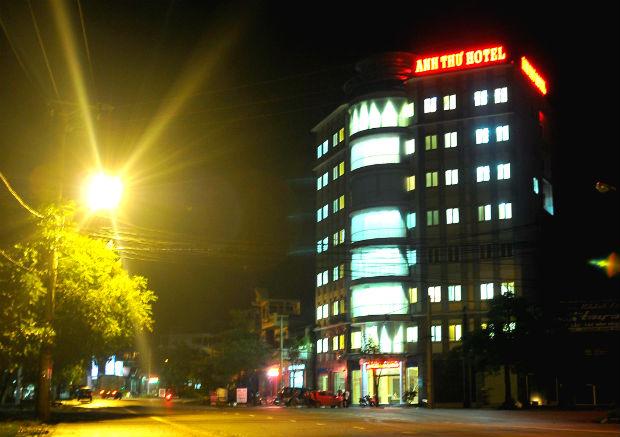Khách sạn Anh Thư - Bắc Kạn