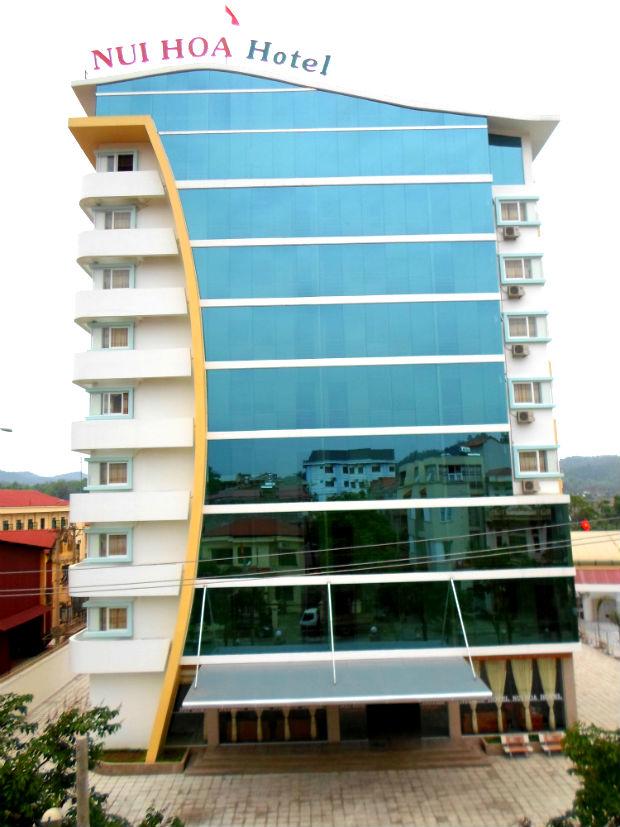 Khách sạn Núi Hoa Bắc Kạn
