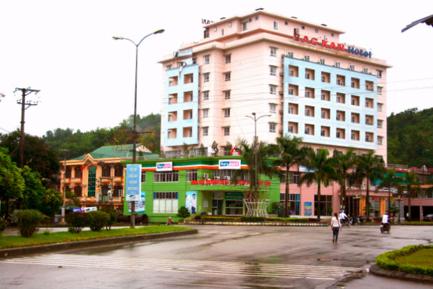 Khách sạn Bắc Kạn tại Bắc Kạn
