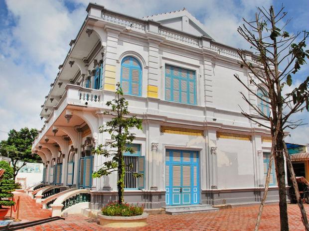 Khách sạn tại Bạc Liêu mang một màu sắc riêng
