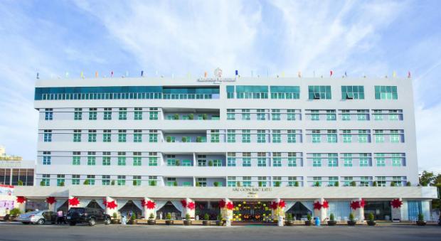 Khách sạn Sài Gòn Bạc Liêu