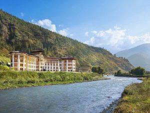 Khách sạn tại Bhutan