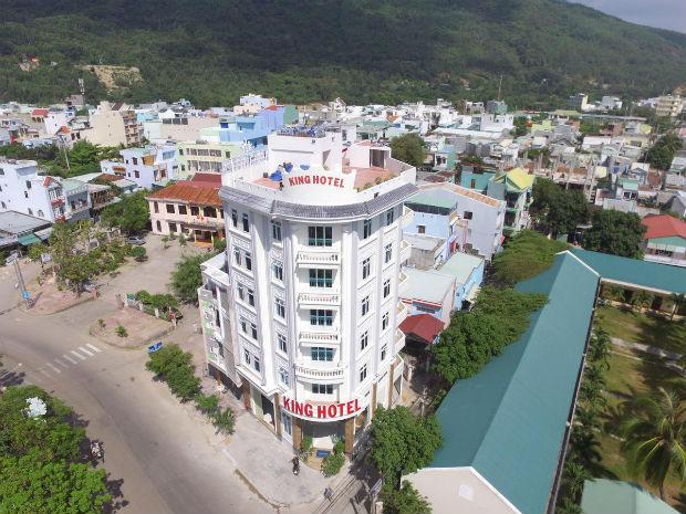 Khách sạn King Bình Định ở vị trí thuận lợi