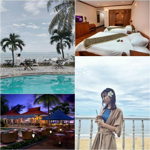 Royal Hotel & Healthcare Resort không gian nghĩ dưỡng lãng mạn và yên tĩnh