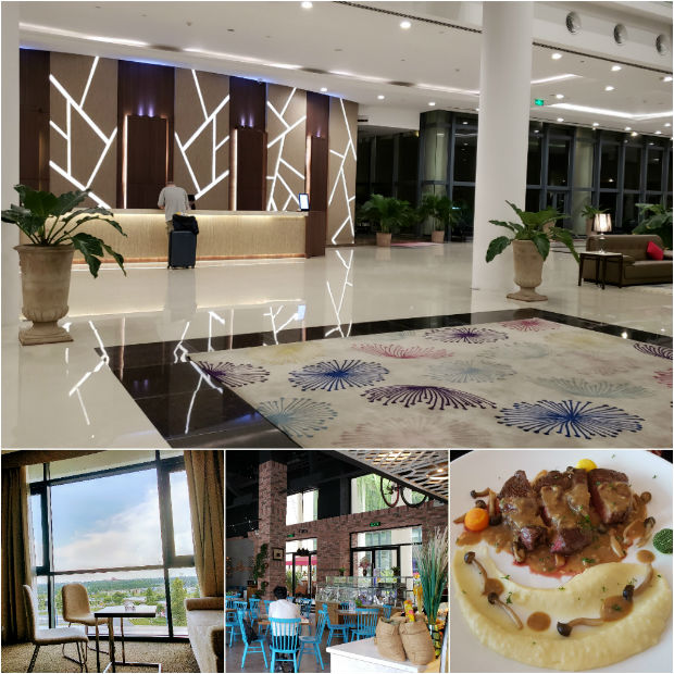Thư giản thoải mái tại Khách sạn Becamex - New City