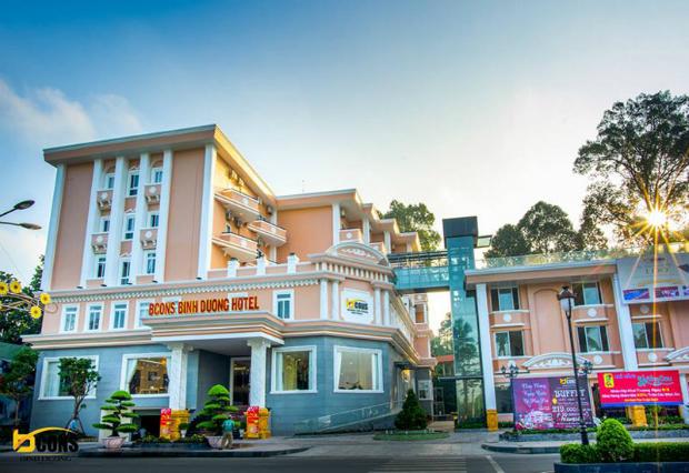 Khách sạn BconsBình Dương